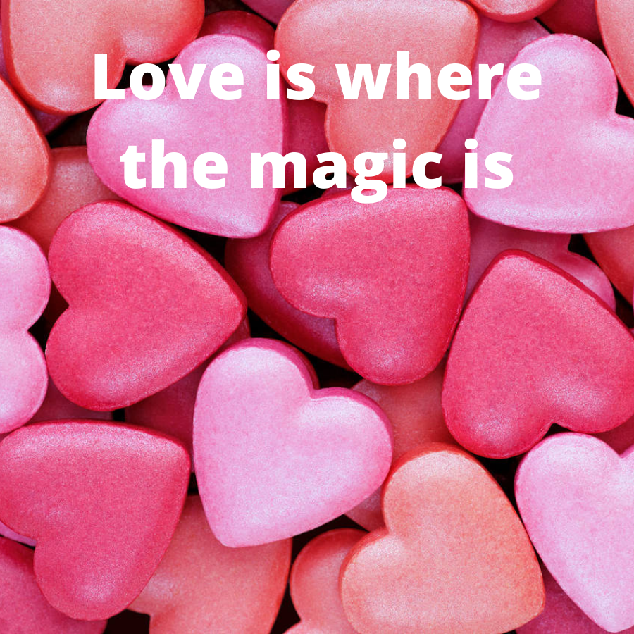 How to Find Authentic Happiness: Love Is Where The Magic Is