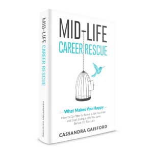 Mid-Life Career Rescue (What Makes You Happy)