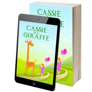 Cassie is a Giraffe